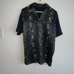 ZARA Men's Hawaiian Shirt